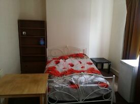 Large Double Bed Room including all bills available to rent out in a nice and quite house.