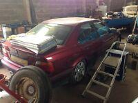 BMW 325 td E36
