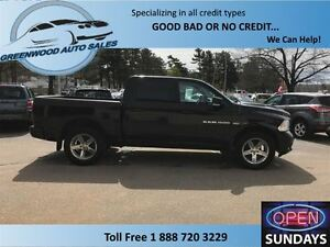 2012 Ram 1500 AC, CRUISE, BACK UP CAM, LEATHER, NAVI!!!!