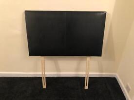 Leather single Bed Headboard