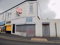 Shop available for immediate let on Mainsforth Terrace, Sunderland. Incentives offered