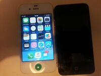 2 iphone 4,s