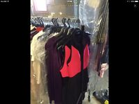 Wholesale Women's High Street Clothing with Tags 400 items