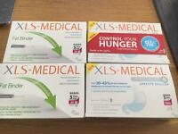 XLS medical capsule 4 boxes