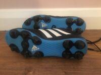 Adidas football boots - size 5