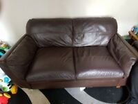 Free sofa 2 seater back leg come off