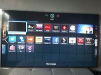 "Samsung smart tv 49"""