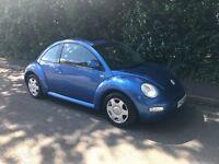 Vw beetle 2.0 automatic