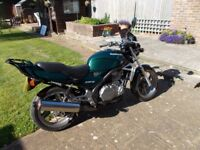 Kawasaki ER500 in good condition