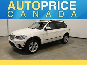 2012 BMW X5 xDrive35d xDrive35d|NAVIGATION|LEATHER|PANOROOF|