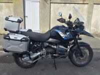2002 BMW R1150 GSA
