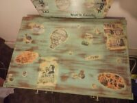 3 Drawer chest and mirror vintage need go ASAP