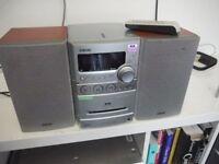 SONY CMT-NEZ7DAB CD DAB CASSETTE SYSTEM