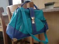 Two-coloured bag