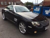 CHRISLER CROSSFIRE 3.2 PETROL 6 SPEED MANUAL GOOD CONDITION