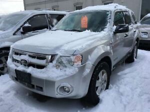 2008 Ford Escape XLT CALL 519 485 6050 CERTIFIED