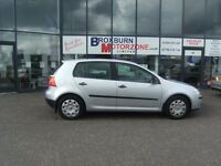 2006 56 VOLKSWAGEN GOLF 1.6 S FSI 5d 114 BHP **** GUARANTEED FINANCE ****