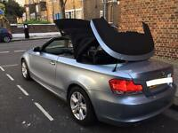 Bmw 1 series convertible automatic low miles great spec