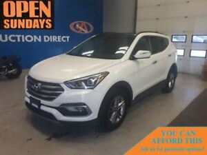 2017 Hyundai Santa Fe Sport 2.4 SE, PANO ROOF, LEATHER, BACK UP