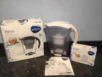 Brita White water filter, Model Elemaris 2.4L, in excellent condition!!