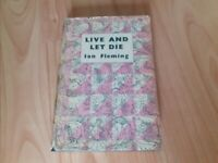 james bond live and let die 1956 reprint society