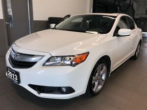 2013 Acura ILX Base w/Premium Package leather roof tint