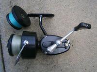 Mitchell 300 Fishing Reel C/W Spare Spool
