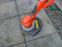 Flymo Strimmer, Contour 500 XT. Very good condition. This is the larger 500w motor,