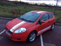 2007 Fiat Grande Punto 1.2i LOW Miles Low Insurance 10 Months MOT