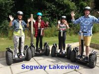 An exciting Segway Adventure company with an Electric Uniwheel experience in a tourist hotspot