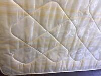 Double comfy mattress £25