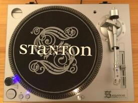 Stanton STR8-60 Turntable