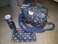 Cath Kidston baby Changing nappy bag