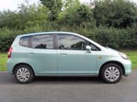 2002 Honda Jazz 1.4 Manual 5Doors With 12 Month MOT PX Welcome