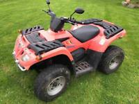 300cc Farm Quad