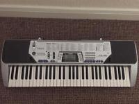 CASIO KEYBOARD CTK- 496