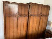 Solid wood Austin suite bedroom set