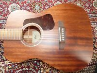 Cort Luce L450C Acoustic Guitar - Natural Wood with Glossy Sides