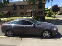 Jaguar XF 2.7 grey
