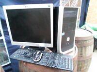 Quad core Desktop PC