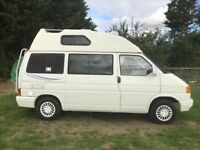 VW T4 TRANSPORTER HIGHTOP CAMPER