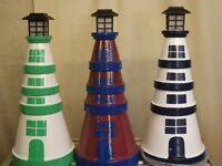Terracotta Pot Ornaments