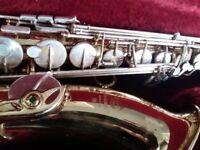 Tenor saxophone selmer mark VII