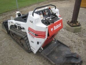 2010 Bobcat M52 WALK BEHIND