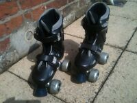 Childs Roller Skates- size 1 GREAT GIFT
