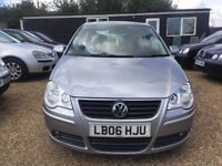 VOLKSWAGEN POLO 1.4 SE HATCHBACK 3DR 2006*IDEAL FIRST CAR*CHEAP INSURANCE*EXCELLENT CONDITION*