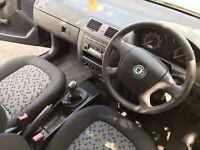 2006 Skoda Fabia 1.2 HTP Classic 5dr Low Mileage Car @07445775115