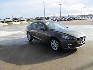 2014 Mazda 3 GT-SKY