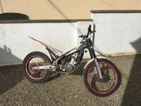 Beta 290 2t 2011 trials bike