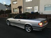 BMW convertible m3 looks swap